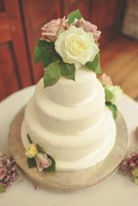 Beth & Tom's Cake