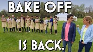 Bake Off is Back